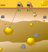 Gold Miner Two Players