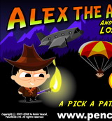 Alex The Adventurer