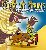 Curse Of Anubis Pyramid