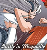 Battle In Megaville