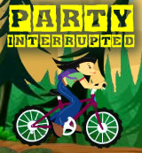 Party Interrupted